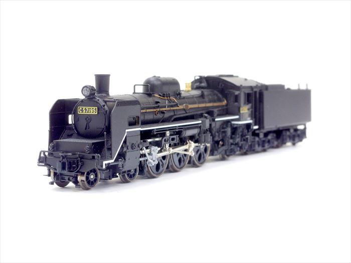 【買取】KATO/カトー Nゲージ C57 4次形 蒸気機関車
