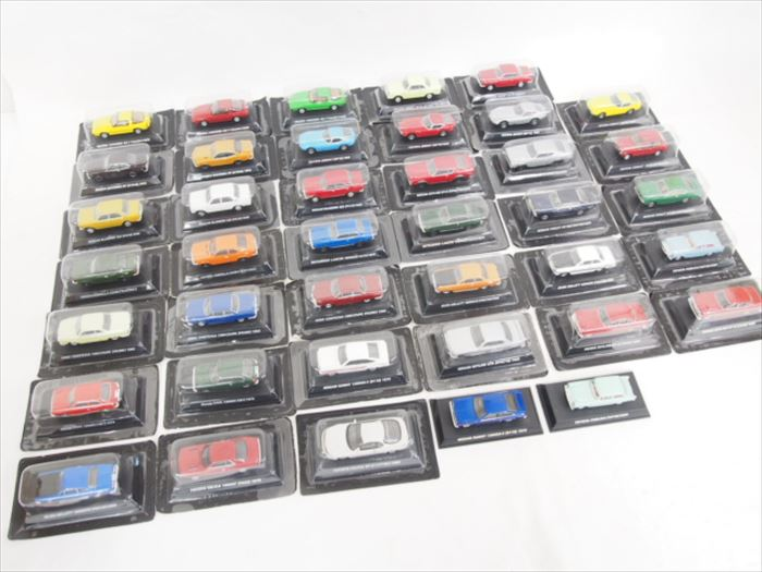 【買取】1/64スケール 絶版名車コレクション 食玩