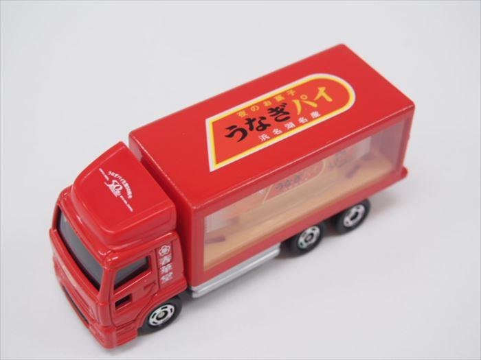 【買取】トミカ 巨大うなぎパイ トラック 春華堂特注