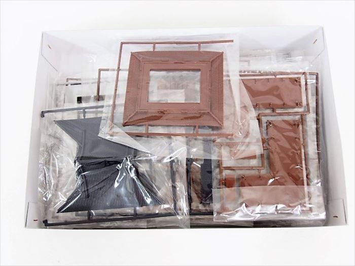 【買取】フジミ 1/150 建物モデルシリーズ8 宇治 平等院 鳳凰堂